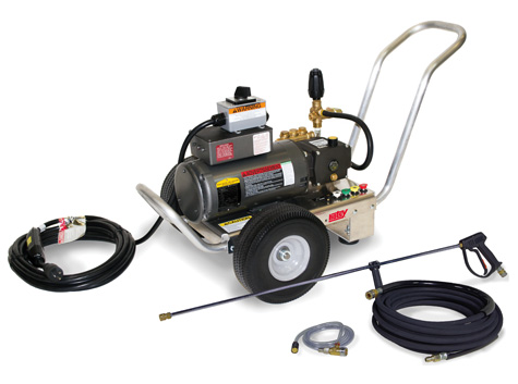 Cold Water Pressure Washers | Hotsy Equipment | Greeley, CO